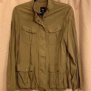 // gap soft utility jacket //